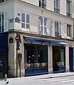 Panneau Histoire de Paris, couvent club des Jacobins, rue du Marché-Saint-Honoré, Paris 1er.jpg