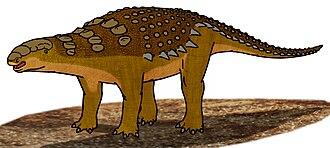 Dinosaur Park Formation - Panoplosaurus