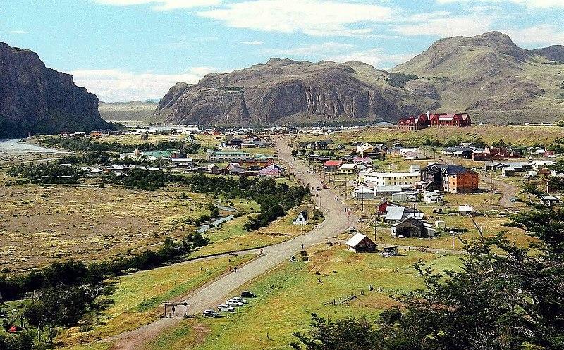 El Chalten Patagônia