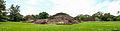 Panorámica desde la entrada del Tazumal Chalchuapa.jpg