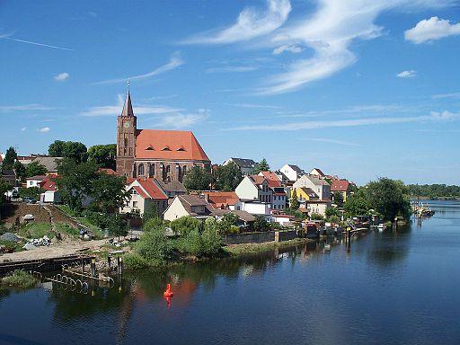 Fürstenberg an der Oder; Ortsteil von Eisenhüttenstadt
