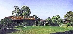 Kona Coffee Living History Farm - Uchida family farm house