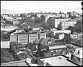 Panoramic view of Los Angeles, showing Sixth Street, Figueroa Street, Flower Street, east side of Sixth Street, ca.1916 (CHS-5793.4).jpg