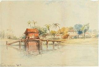 Paquetá. Rio Harbor