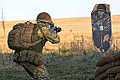 Paratrooper Firing at a Target On Exercise MOD 45158237.jpg