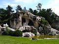 Parc de Versailles, bosquet des Bains d'Apollon.JPG