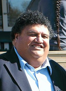 Parekura Horomia New Zealand politician