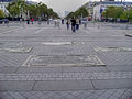 Paris Place Charles-de-Gaulle median island towards Grande Armee 01.jpg