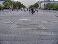 Paris Place Charles-de-Gaulle median island towards Grande Armee 01.jpg