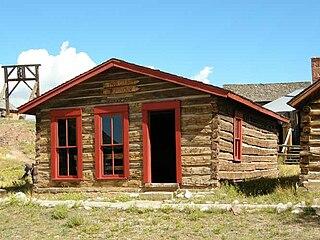 Buckskin Joe, Park County, Colorado