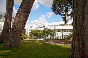 University of Gloucestershire - Park Campus – Elwes Reception