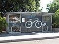 Parking vélos sécurisé Riom 2016-08-13.JPG