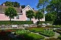 Parsonage (1752) and gardens, Norsk Folkemuseum, Oslo (36420908286).jpg