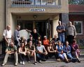 Participants for the summer camp of the Association of Finnish Camera Clubs 2013.jpg