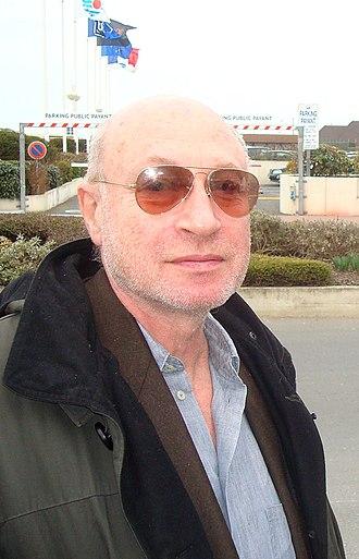 Pascal Bonitzer - Pascal Bonitzer in 2010