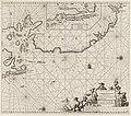 Paskaart van een gedeelte van de kust van Noorwegen Pas-kaert van de Cust van Noorwegen Beginnende van Der Nues tot aen Bommel Sond Seer Naeu-Ceurigh op gestelt (titel op object), RP-P-1896-A-19368-3020.jpg