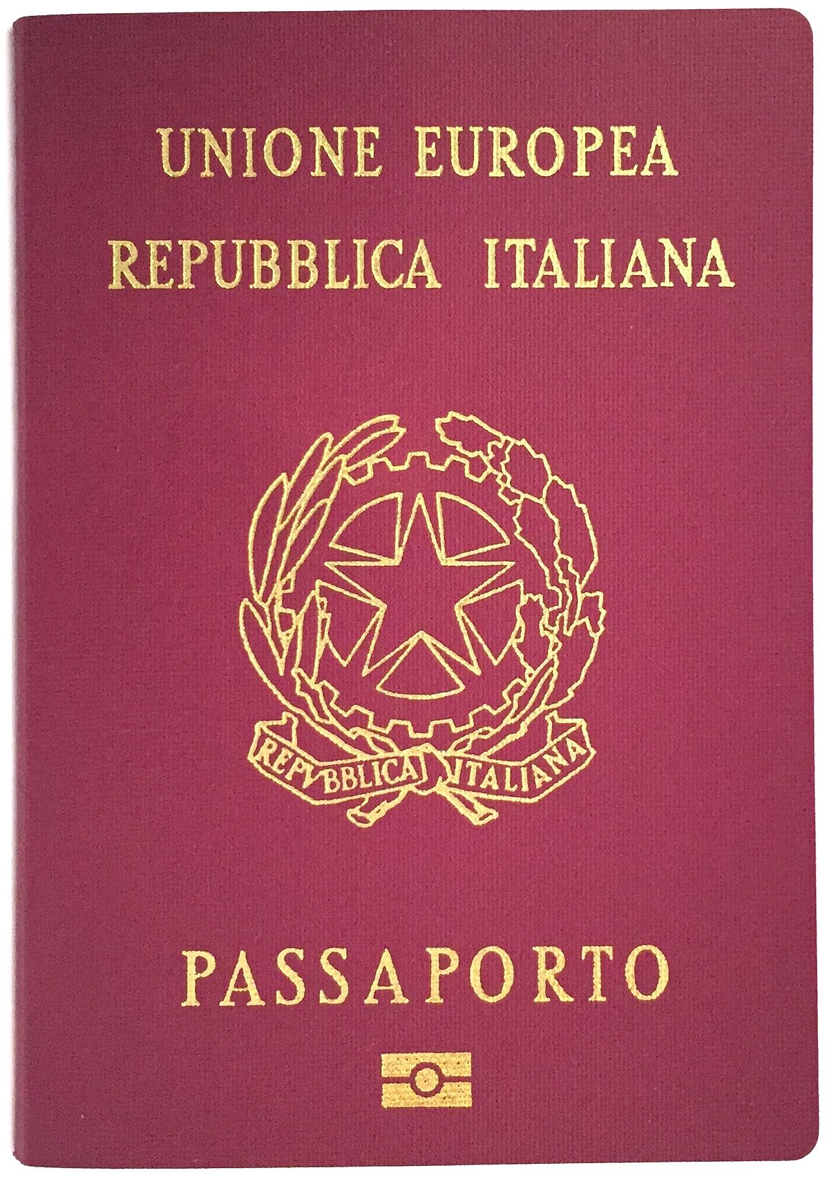 Italian passport - Wikipedia