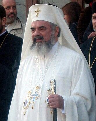Patriarch of All Romania - Image: Patriarch Daniel of Romania