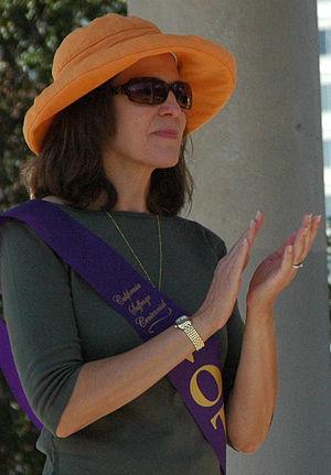 Patricia Kernighan - Kernighan in 2011