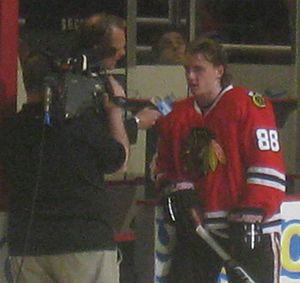 NBC Sports Chicago - Image: Patrick Kane (4492723711) (cropped)
