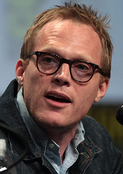 Paul Bettany juli 2014.