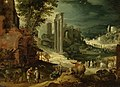 Paul Bril (1554-1626) (after) - Landscape with Roman Ruins - 249 - Fitzwilliam Museum.jpg