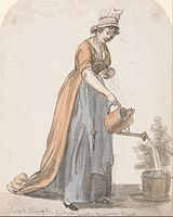 Paul Sandby - Sara Hough, Mrs. T. P. Sandby's Nursery Maid - Google Art Project.jpg