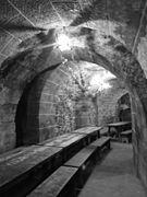 Peña El Chilindrón, Aranda de Duero, España, pic. 1007 Underground Wine Cave, Bodega de Vino Photography by David Adam Kess.jpg