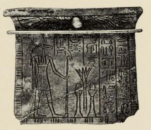 Iuwelot - Pectoral of Wasakawasa, son of Iuwelot