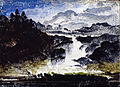 Peder Balke - A Waterfall - Google Art Project.jpg