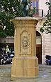 Pedestal de la font del Negret, València.JPG