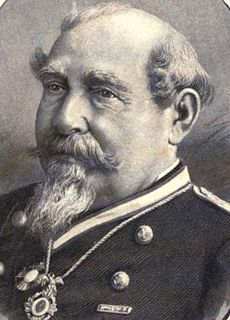 Pedro Hinojosa Mexican politician and military general
