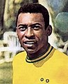 Pelé à la Coupe du monde de football 1970, 'Mexico 70 - World Cup Story', Panini figurina n°38.jpg