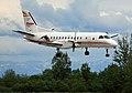 PenAir plane landing at ANC.jpg