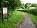Penderyn Quarry Line Cycleway - geograph.org.uk - 484230.jpg