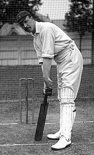 Percy Perrin English cricketer