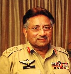 1999 Pakistani coup d'état - Image: Pervez Musharraf