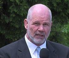 FitzSimons im Jahr 2010