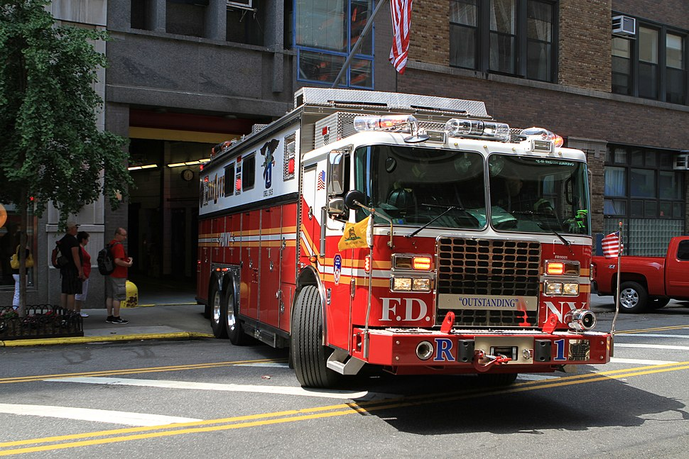 Peter Stehlik - FDNY Rescue 1 - 2012.05.18