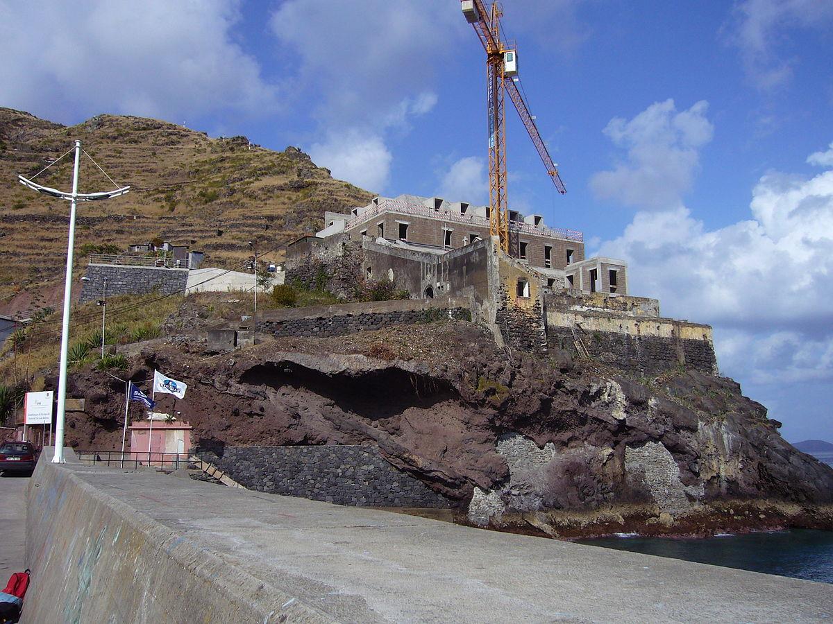 Forte de São João Baptista da Madeira – Wikipédia a  #335298 1200x900