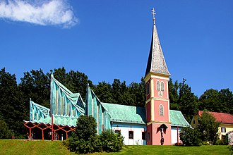 Thal, Styria - Thal's local church in July 2009