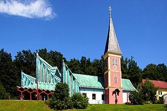 Thal, Styria - Image: Pfarrkirche St.Jakob in Thal bei Graz 09.561