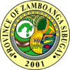 Official seal of Zamboanga Sibugay