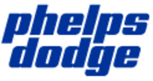 Phelps Dodge - Image: Phelps Dodge logo