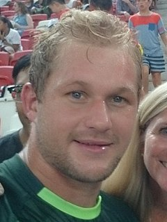 Philip Snyman Rugby player