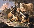 Philipp Peter Roos - Italianate Landscape with a Goat and Sheep - WGA20036.jpg