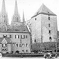 Photo - Kornmarkt Regensburg - um 1925.jpg