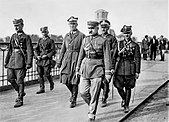 Józef Piłsudski in Warsaw