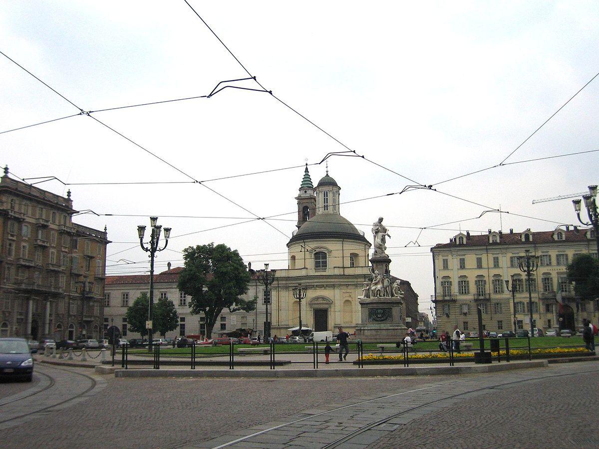 Piazza Carlo Emanuele II - Wikipedia