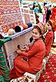 Pictures taken while women are weaving carpets.jpg